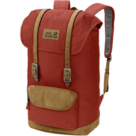 Jack Wolfskin Earlham Backpack red